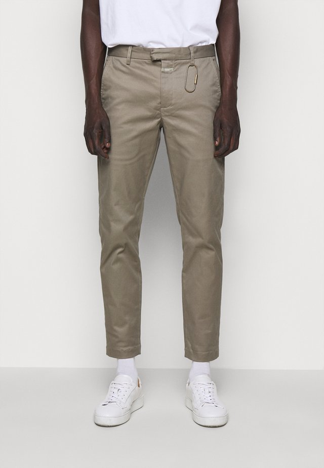 DEVON  - Chinos - muddy beige