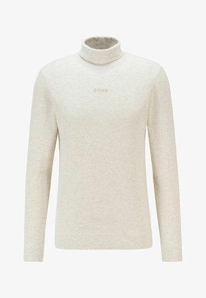 TROLLFLASH - Long sleeved top - natural