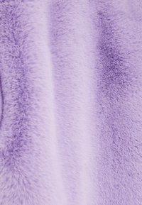 Bershka - Classic coat - mauve - 5