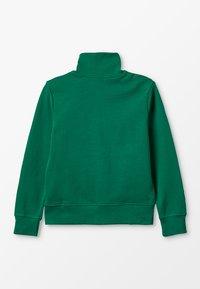 Benetton - Zip-up hoodie - green - 1