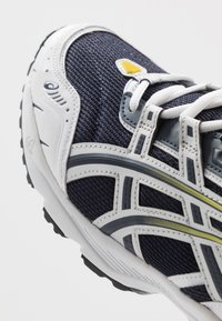 ASICS SportStyle - GEL-1090 UNISEX - Trainers - midnight/pure silver - 5
