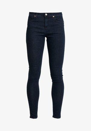TROUSERS - Skinny džíny - mid blue