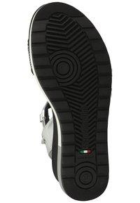 NeroGiardini - Platform sandals - grigio - 4