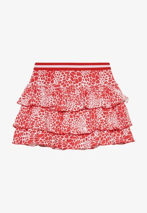 GIRLS SKIRT - Minisukně - red