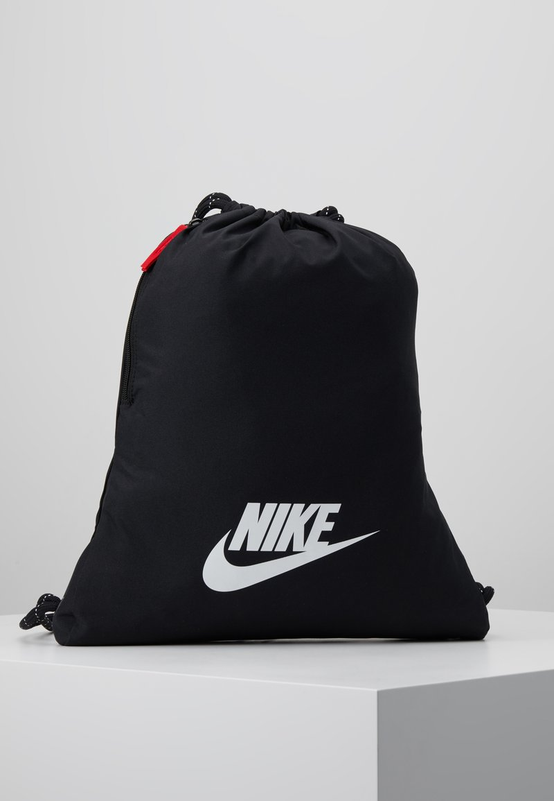 Nike Sportswear - HERITAGE UNISEX - Rucksack - black