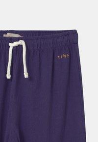 TINYCOTTONS - SOLID UNISEX - Trousers - indigo - 2