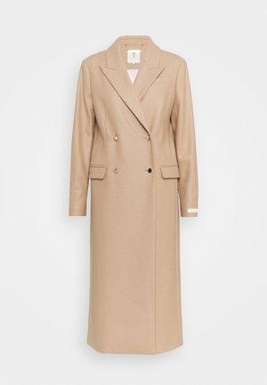 YECARA - Classic coat - camel