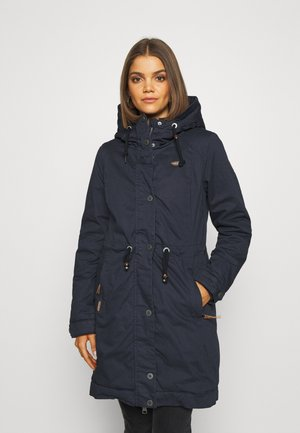 AURORIE - Winter coat - navy