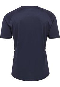Hummel - Sports shorts - marine - 2