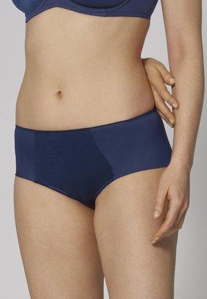 ESSENTIAL MINIMIZER - Pants - navy blue