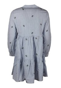 Zwillingsherz - WILMA - Day dress - blau/weiß - 1