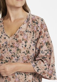 Kaffe - KALEALA - Blouse - watercolor flower print - 3