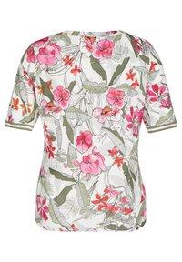 TR - Print T-shirt - rosa - 1