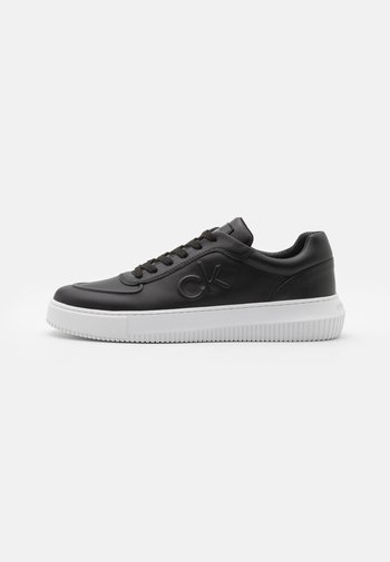 CHUNKY SOLELACEUP OXFORD - Trainers - black