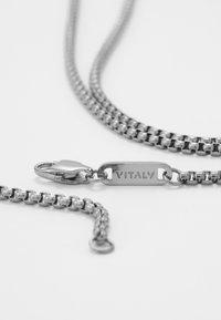 Vitaly - KUNAI UNISEX - Necklace - silver-coloured - 4
