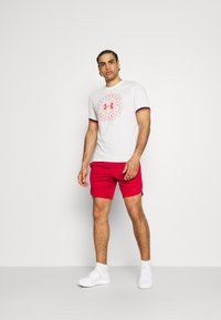 Under Armour - Sports shorts - red - 1