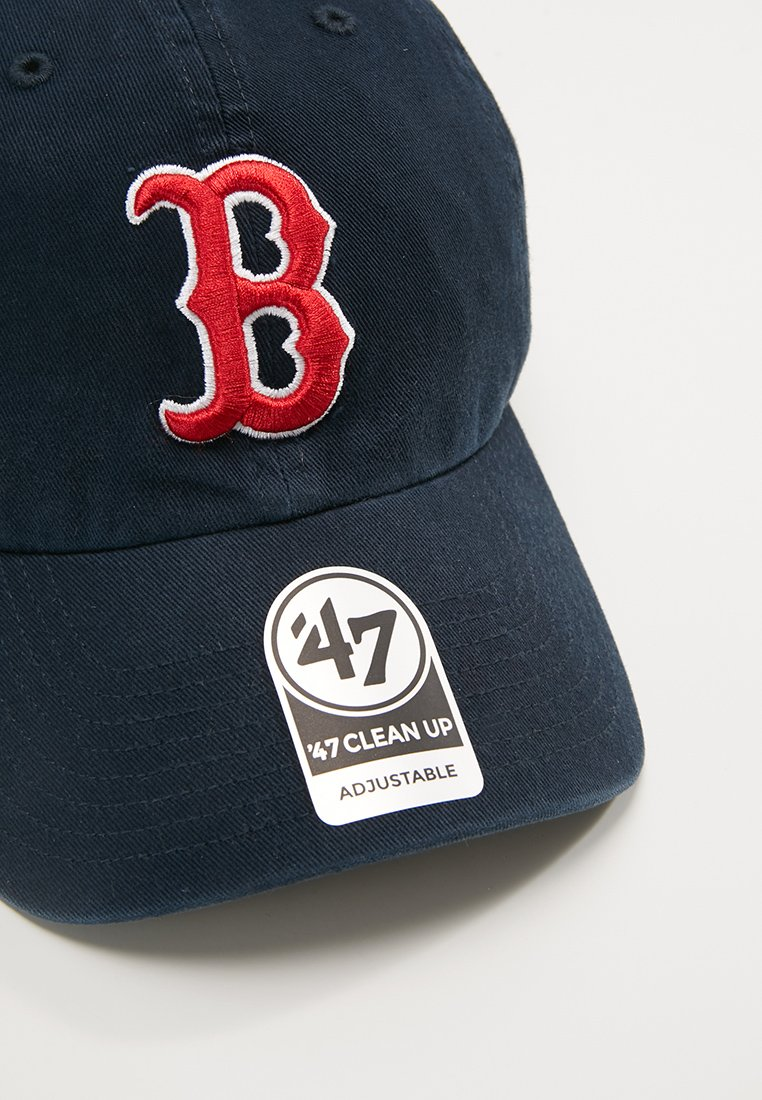 '47 BOSTON RED SOX CLEAN UP - Cap - navy/mørkeblå F0K5bq8YVk50myx
