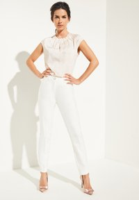 comma - Trousers - white - 1