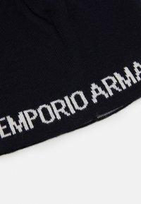Emporio Armani - Beanie - blue - 2