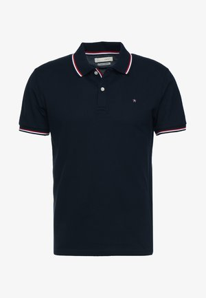 NECE TWO - Koszulka polo - navy blue