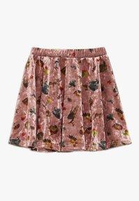 Lemon Beret - SMALL GIRLS SKIRT - Mini skirt - english rose - 1
