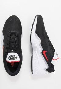 Nike Sportswear - ALPHA LITE - Trainers - black/university red/white/reflective silver - 1