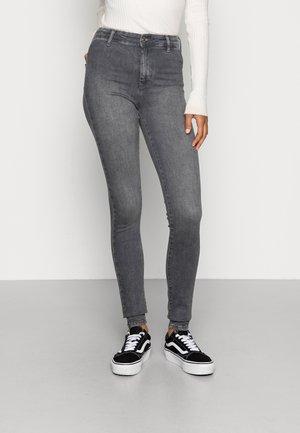ONLBLUSH  - Skinny džíny - grey denim