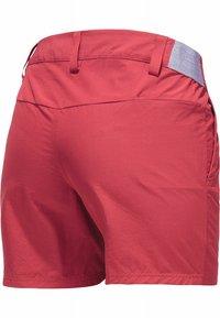 Haglöfs - AMFIBIOUS SHORTS - Outdoor shorts - brick red - 5