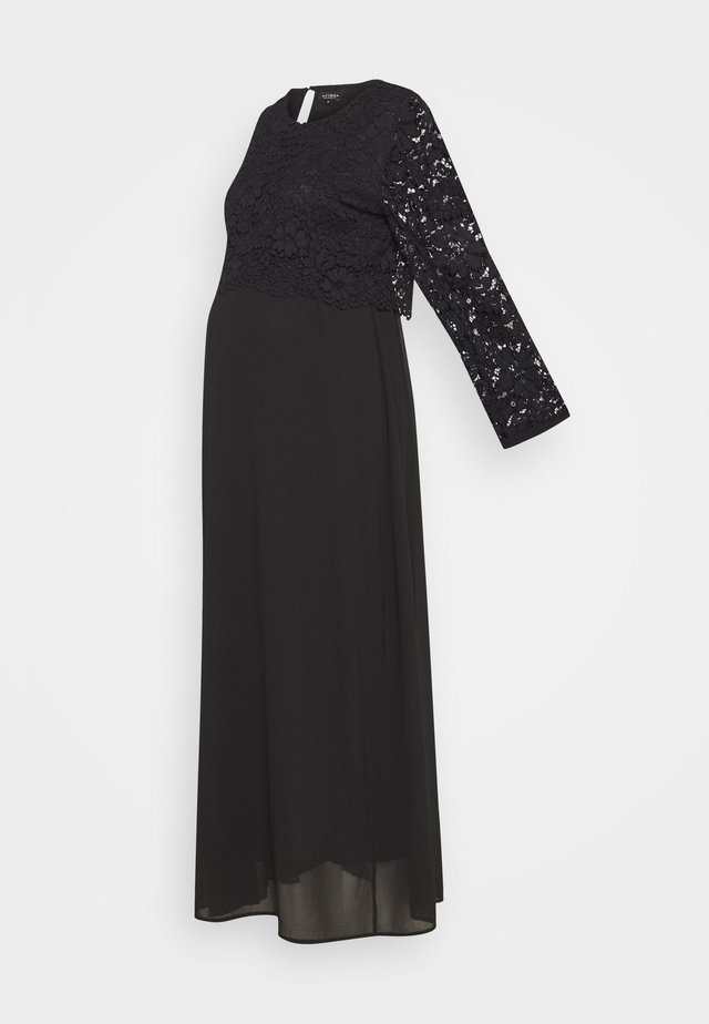 PIZZO LUNGO - Robe de cocktail - black