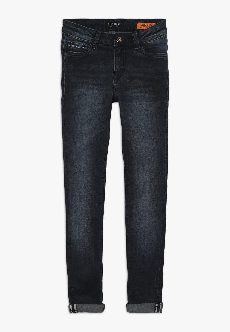 Cars Jeans - DIEGO - Skinny džíny - blue black