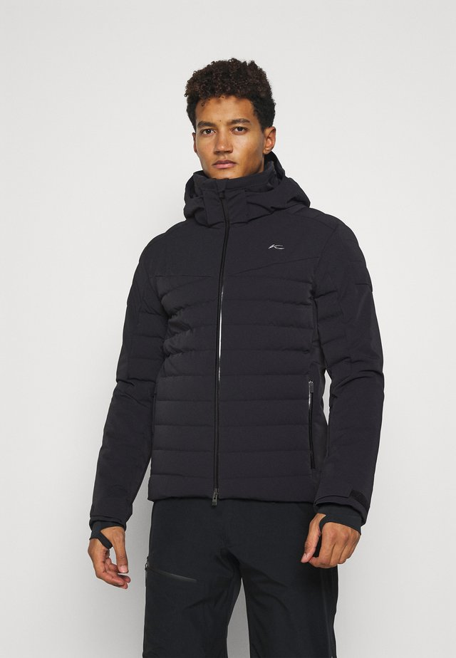 MEN SIGHT LINE  - Veste de ski - black