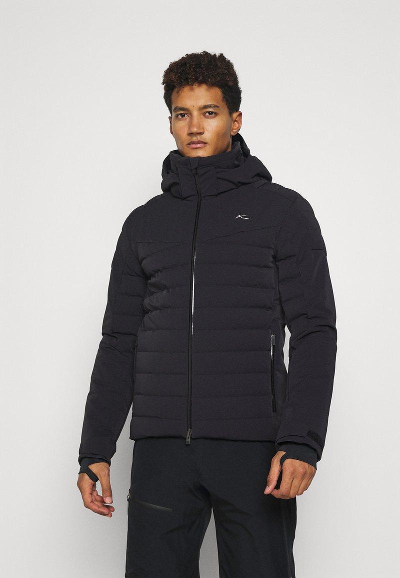 Kjus - MEN SIGHT LINE  - Ski jacket - black