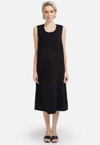 HELMIDGE - Day dress - schwarz - 0