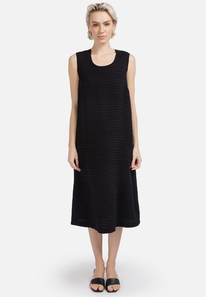 HELMIDGE - Day dress - schwarz