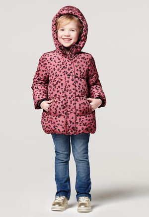 VILLIERS - Winter coat - mauvewood