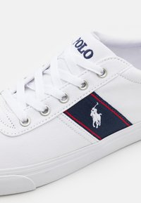 Polo Ralph Lauren - HANFORD TOP LACE - Tenisky - white/navy - 5