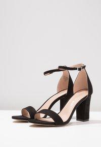 Madden Girl - BEELLA - High heeled sandals - black - 4