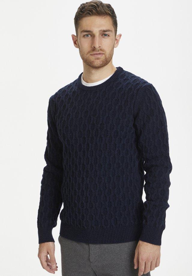 MATRITON - Pullover - navy blazer