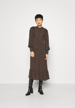 ADIA DRESS - Maxi dress - black