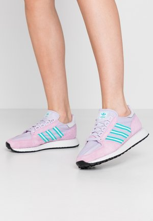 FOREST GROVE  - Sneakers basse - clear lilac/dash grey/hi-res aqua