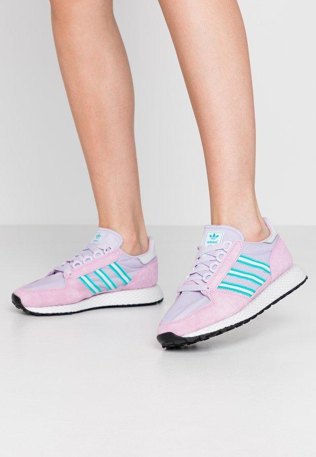 FOREST GROVE  - Sneakers - clear lilac/dash grey/hi-res aqua