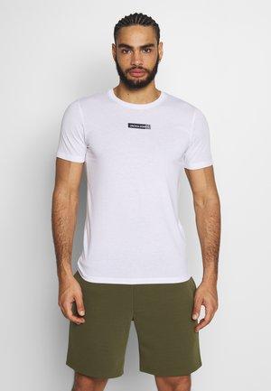 JCOZSS TEE - T-shirt - bas - white