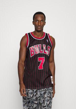 NBA CHICAGO BULLS TONI KUKOC SWINGMAN - NBA-jersey - black