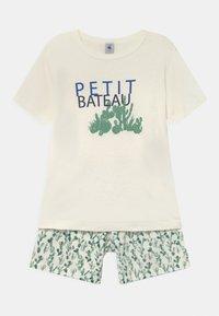 Petit Bateau - Pyjama - marshmallow - 0