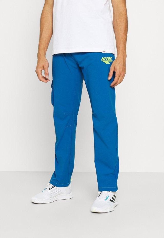 JARVIS PANTS - Pantalon classique - blue