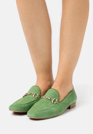 Loafers - amalfi menta