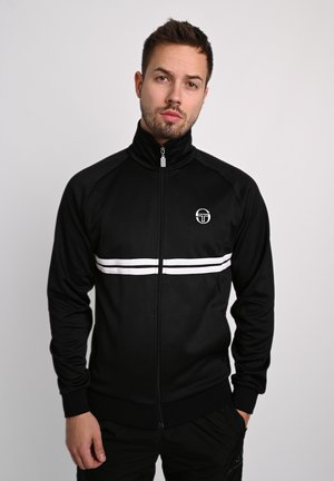 DALLAS TRACKTOP - Training jacket - blk/wht