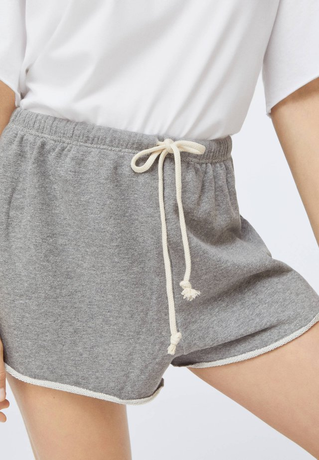 Short de sport - light grey