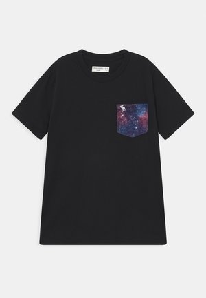 NOVELTY - Print T-shirt - black