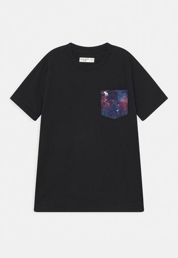 NOVELTY - Print T-shirt - black